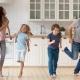 Zu Hause tanzen